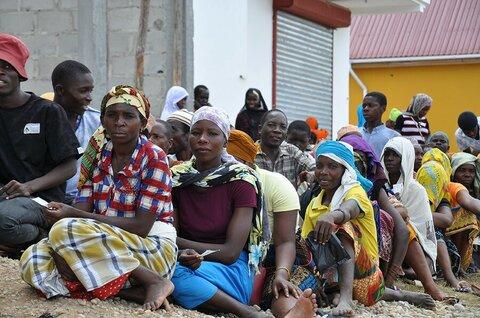Det nordlige Mozambique: 'For sulten til at tænke længere end til i morgen'