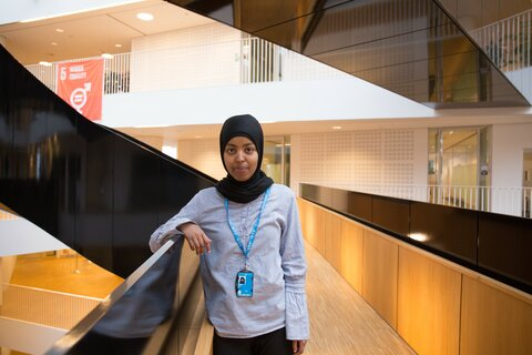 Mød praktikanterne i WFP's Nordiske Kontor