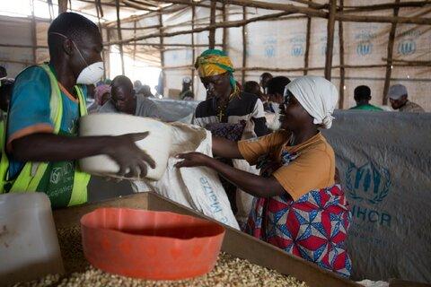 Fleksible og pålidelige midler er blandt WFP's mest værdsatte aktiver