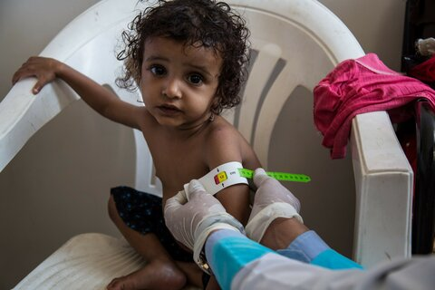 Fejlernæring: Yemens kapløb mod tiden