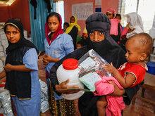 Danmark forsætter støtte til Rohingya-flygtninge og værtssamfund i Cox's Bazar