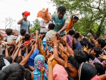 WFP sætter ind overfor kriser og opbygger modstandsdygtighed gennem vigtige bidrag fra fleksible donorer som Danmark