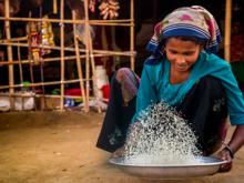 """Stigende fødevarepriser i lande med konflikt burde forårsage """"chok og forargelse"""""""