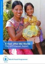 Et år efter stormen: WFP's Haiyan-rapport
