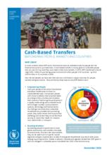 WFP kontantoverførsler: Styrkelse af befolkninger, markeder og regeringer - 2020